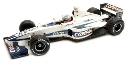 1:18 Minichamps Williams BMW 2000 Showcar FW22 - J.Button