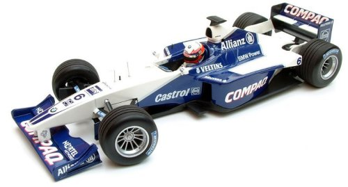 1:18 Minichamps Williams BMW 2001 Showcar - Juan Pablo Montoya