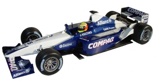 1:18 Minichamps Williams BMW 2002 Showcar - Ralf Schumacher