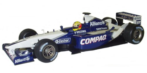 1:18 Minichamps Williams BMW FW24 Race Car 2002 - Ralf Schumacher