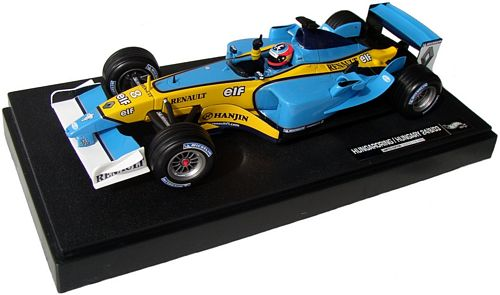 1:18 Model Renault R23 Hungary 2003 - Fernando Alonso 1st Win