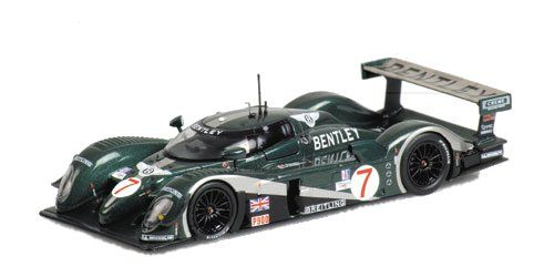 1:43 Minichamps Bentley EXP Speed 8 Other Motorsport 2003 - Winning Car Ltd Ed. 2-832