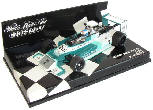 1:43 Minichamps March BMW 792 F2 1979 - Keke Rosberg