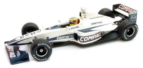 1:43 Minichamps Williams BMW FW22 Promotional Showcar 2000 R.Schumacher