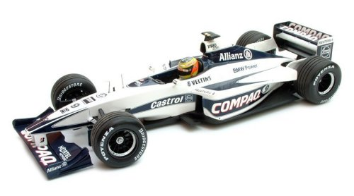 1:43 Minichamps Williams BMW FW22 R.Schumacher Race Car
