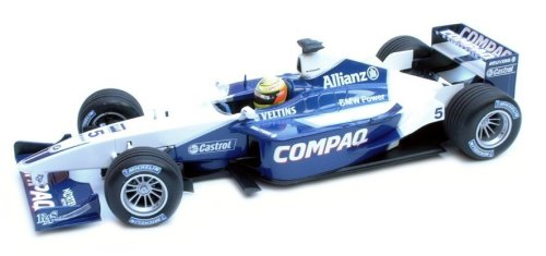 1:43 Minichamps Williams BMW FW23 My First Win - Ralf Schumacher