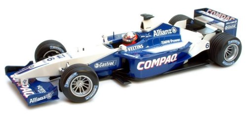 1:43 Minichamps Williams BMW FW23 Race Car 2001 - Juan Pablo Montoya