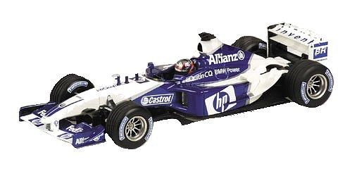 1:43 Minichamps Williams BMW FW25 - J.P. Montoya