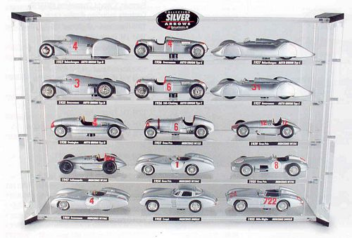 1:43 Model Brumm Silver Arrows Collection