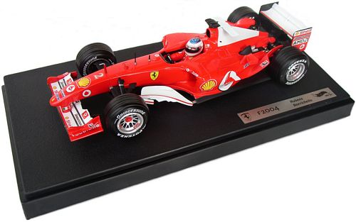 1:43 Model Ferrari F2004 - R. Barrichello