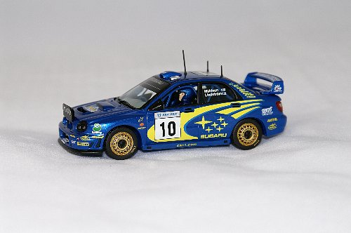Subaru WRC 1:43 Sweden 2002 Car Ltd Ed.