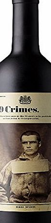 19 Crimes Australian Red Wine (3 x 75cl Bottles)
