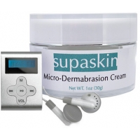 1supaskin Micro Dermabrasion and FREE MP3 Player