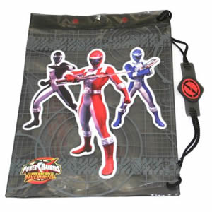 Power Rangers Operation Overdrive Swimbag