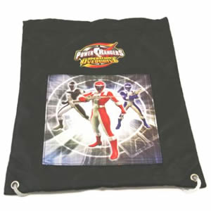 Power Rangers Operation Overdrive Trainer Bag