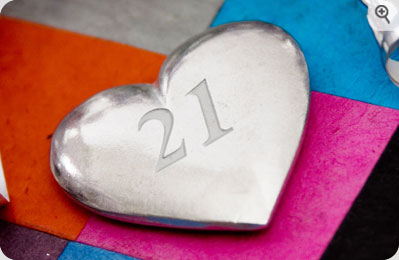 Birthday Heart Token