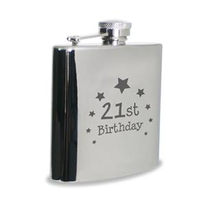 Birthday Hipflask