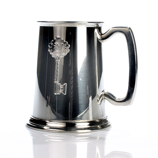 Birthday Personalised Tankard