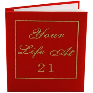 Birthday Photo Album - `Your Life at
