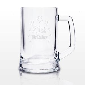 Birthday Stern Tankard