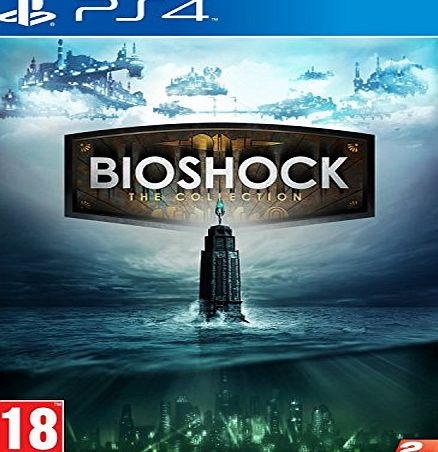 2K Games Bioshock: The Collection (PS4)