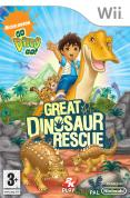 Go Diego Go Great Dinosaur Rescue Wii