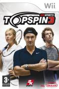Topspin 3 Wii