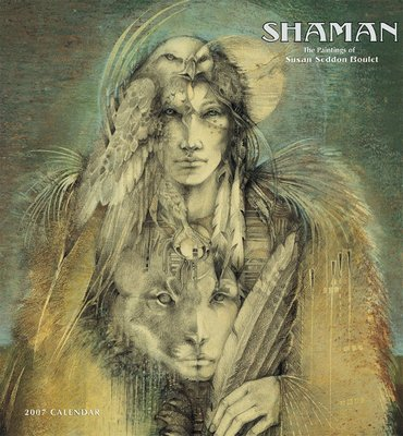365 Calendars 2006 Shaman-Paintings of Susan Boulet