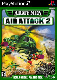 Army Men Air Attack Blades Revenge PS2