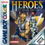 Heroes of Might and Magic GBC