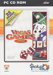 3DO Vegas Games 2000 PC
