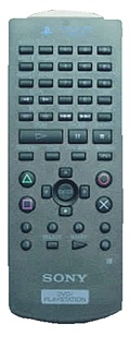 official dvd remote control