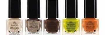 5 for £5 Alessandro Nail Polishes
