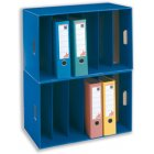 Case of 5 x Lever Arch Module - Blue