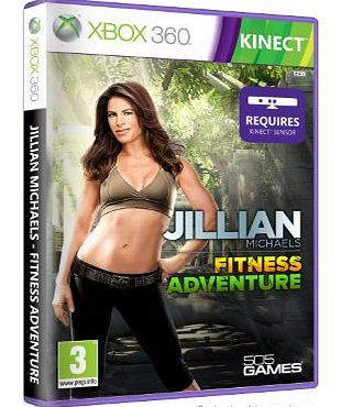 Jillian Michaels Fitness Adventure - Kinect Required (Xbox 360)