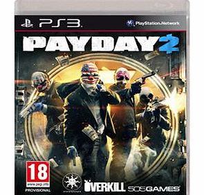 Payday 2 on PS3