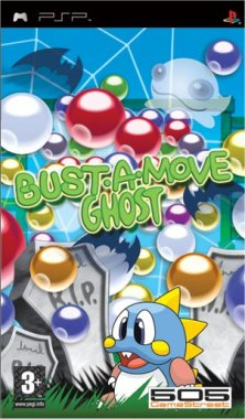 Bust A Move Ghost PSP