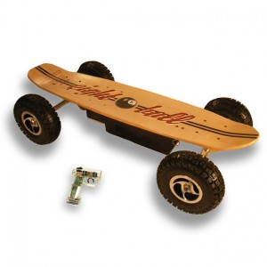 Electric Skateboards - 8Ball Big Foot Off-Roader