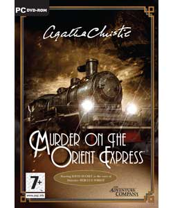 A Christie Murder On The Orient Express - PC
