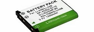 AAA Products High Capacity - Rechargeable Battery for Olympus X-925 Digital Camera - AAA Products - 12 Month Warranty