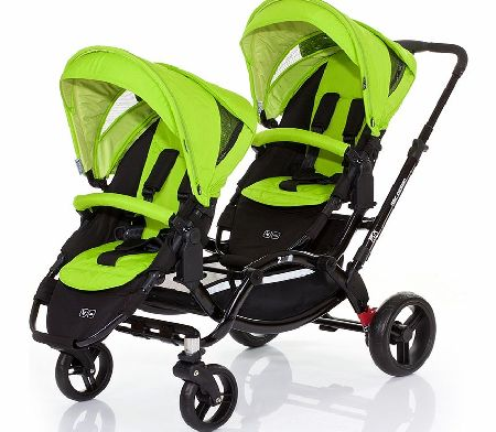 ABC Design Zoom Tandem Lime