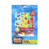 Bob the Builder Sticker Paradise (Hardcover)