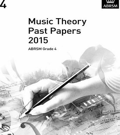 ABRSM Publishing Music Theory Past Papers 2015, ABRSM Grade 4 (Theory of Music Exam papers (ABRSM))