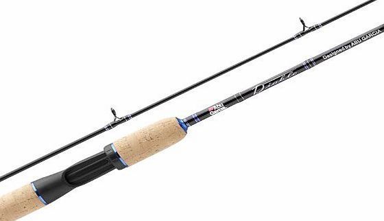Abu Garcia Devil 562UL 2/10 Spinning Rod, 5.6Ft