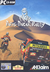 Paris Dakar Rally PC