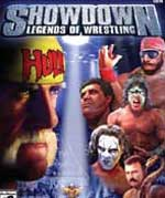 Showdown Legends of Wrestling PC