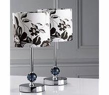 Glass Ball Table Lamps