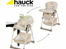 ACE Hauck Sit n Relax Highchair - Bear