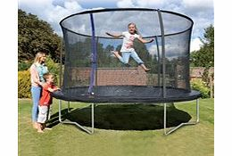ACE Trampoline and Enclosure
