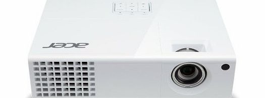 Acer H6510BD Full 1080P 3D Resolution Projector. 3000 Ansi Lumens, ECO Mode, CBII , Auto Keystone, 10,000:1 Dynamic Contrast ratio, Blu ray 3D, (Nvidia 3D